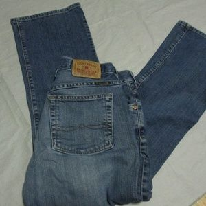 LUCKY BRAND JEANS SIZE 2/28
